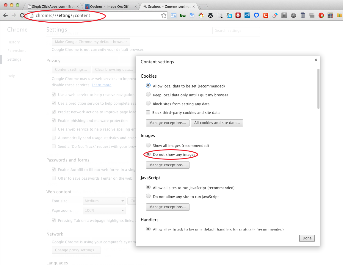 Screenshot Off · Introduction How To Enable Chrome For Android's