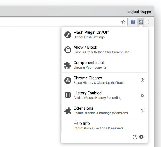 chrome : / / plugins